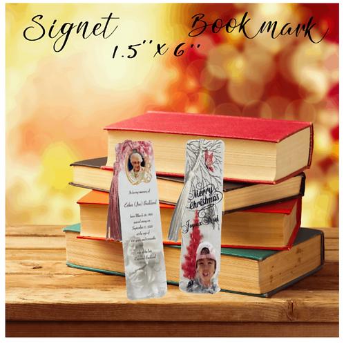 Signet / Bookmark