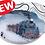 Thumbnail: Dessous de verre rond en céramique /Round Ceramic coaster