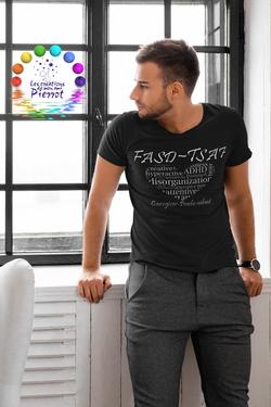 t shirt FASD TSAF