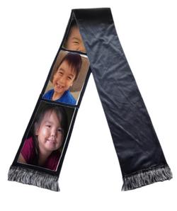 foulard pour page web