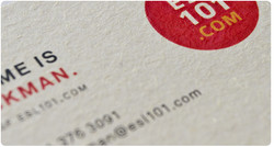 Pulp Business Cards