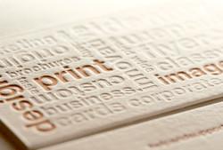 Cotton FIber Business Cards