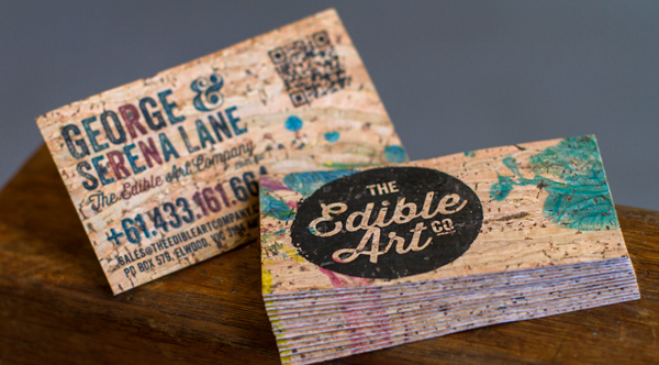 Cork Business Cards