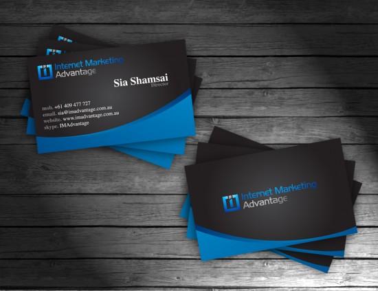 Premium Matte Business Cards
