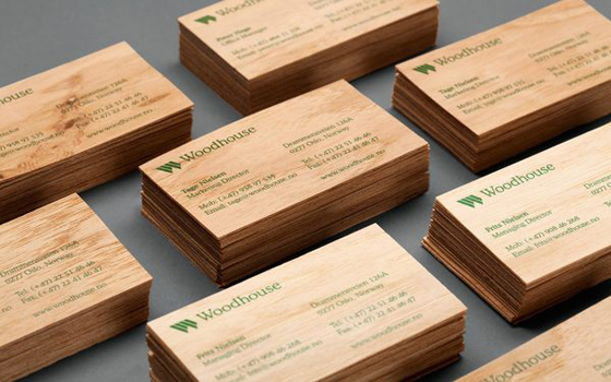 Canadas Best Business Cards Wood Saskatoon Cards