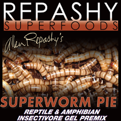 Repashy's Superworm Pie