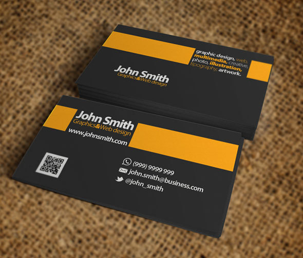 Standard Matte Business Cards