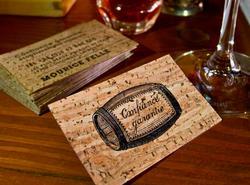 Cork Business Cards