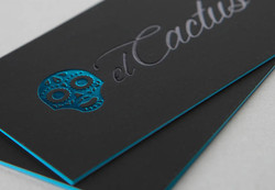 Luxury Soft Touch Business Cards