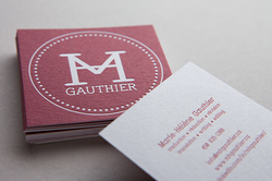 Signature 17 Uncoated Business Cards