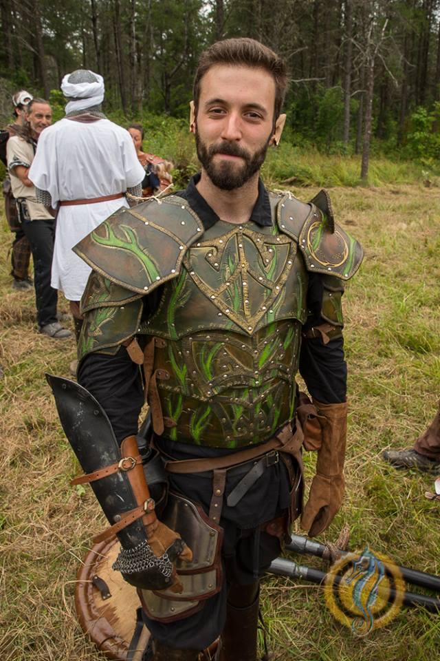 Armure elfique