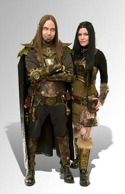 Les Elfes de la Vapeur