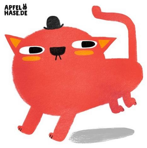 Apfel Hase - Anna Süssbauer