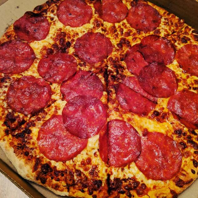 Pizza Again