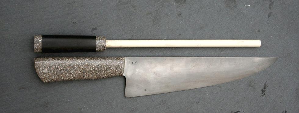 Custom Ceramic Honing Rod