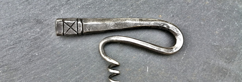 Hand Forged Corkscrew