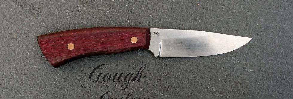 100mm O1 Hunting Knife & sheath