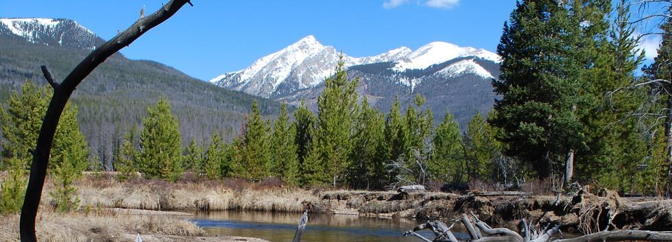 Head Waters of Colorado