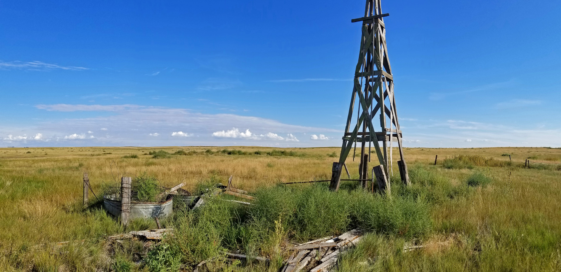 Windmill Lost