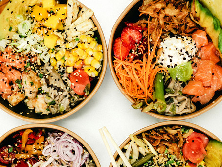 Beth Brown: Poké Bowl Power