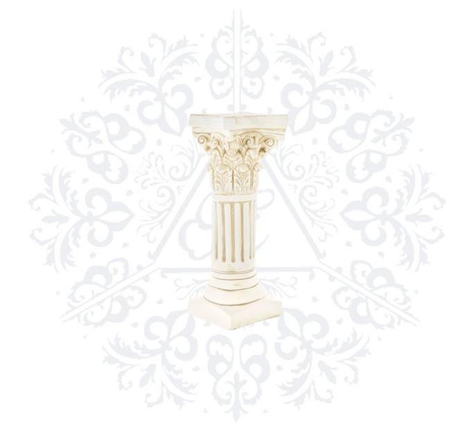 Glass Roman Pillar