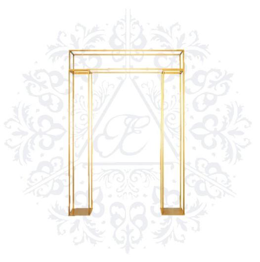 Rectangle Column Arch