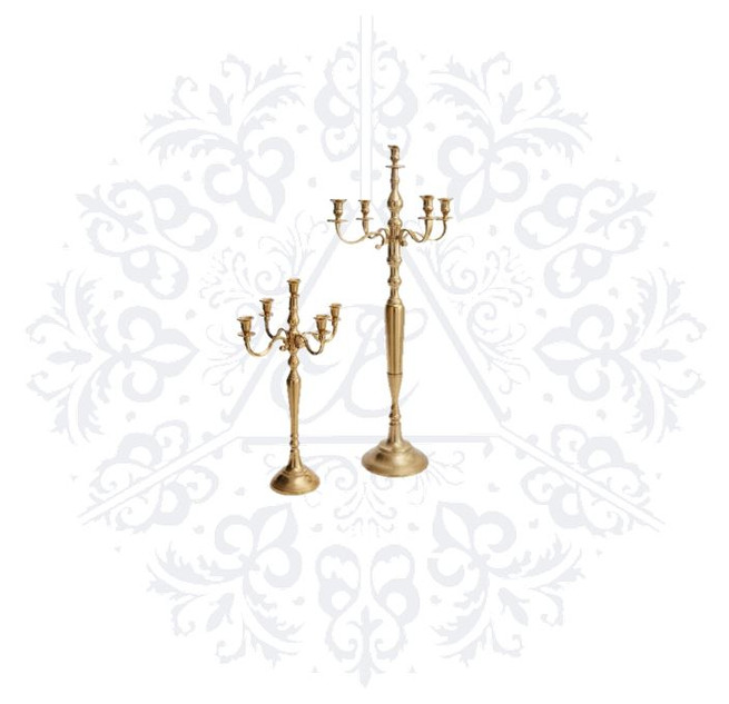Table Candelabra (24in and 40in)