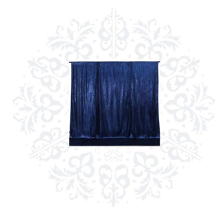 Sequin Curtain Backdrop