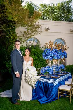 Tiffany Burke Events Greecian Wedding St