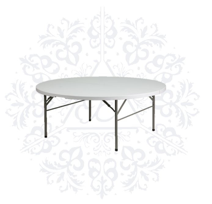 72 inch Round Tables