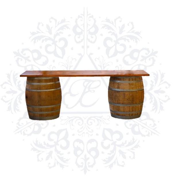 Barrel Table Tops