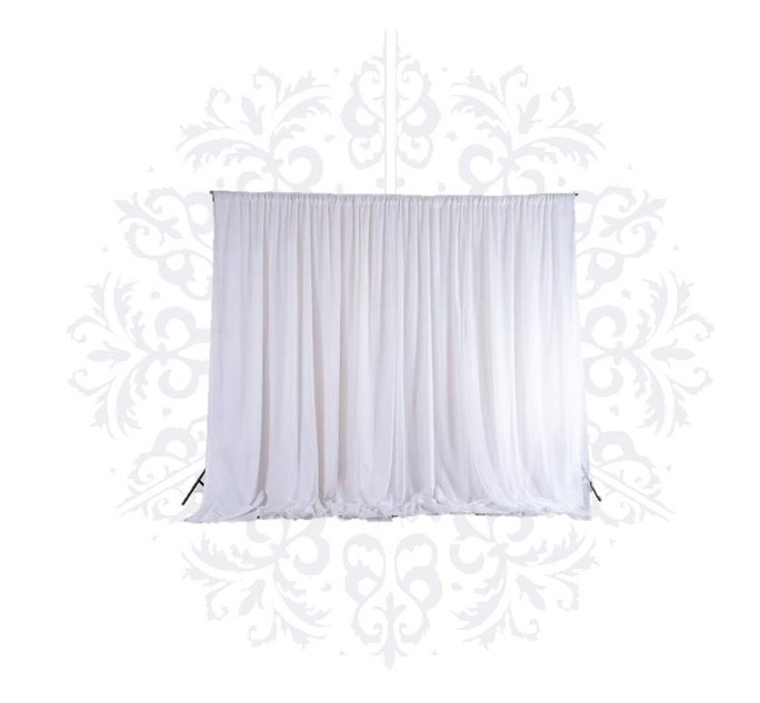Chiffon Curtain Backdrops