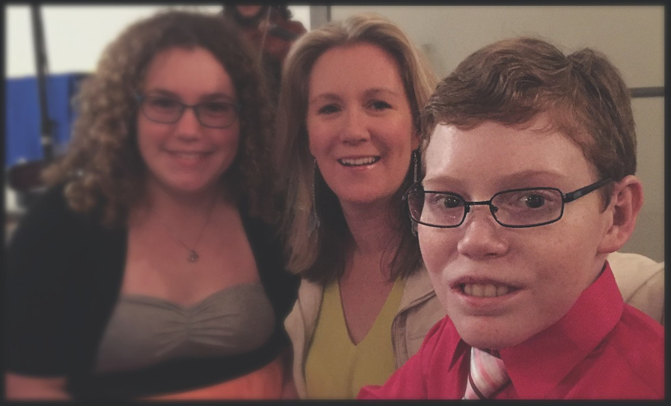 Remembering Jonathan Pitre ~        Our Butterfly Child. My friend.