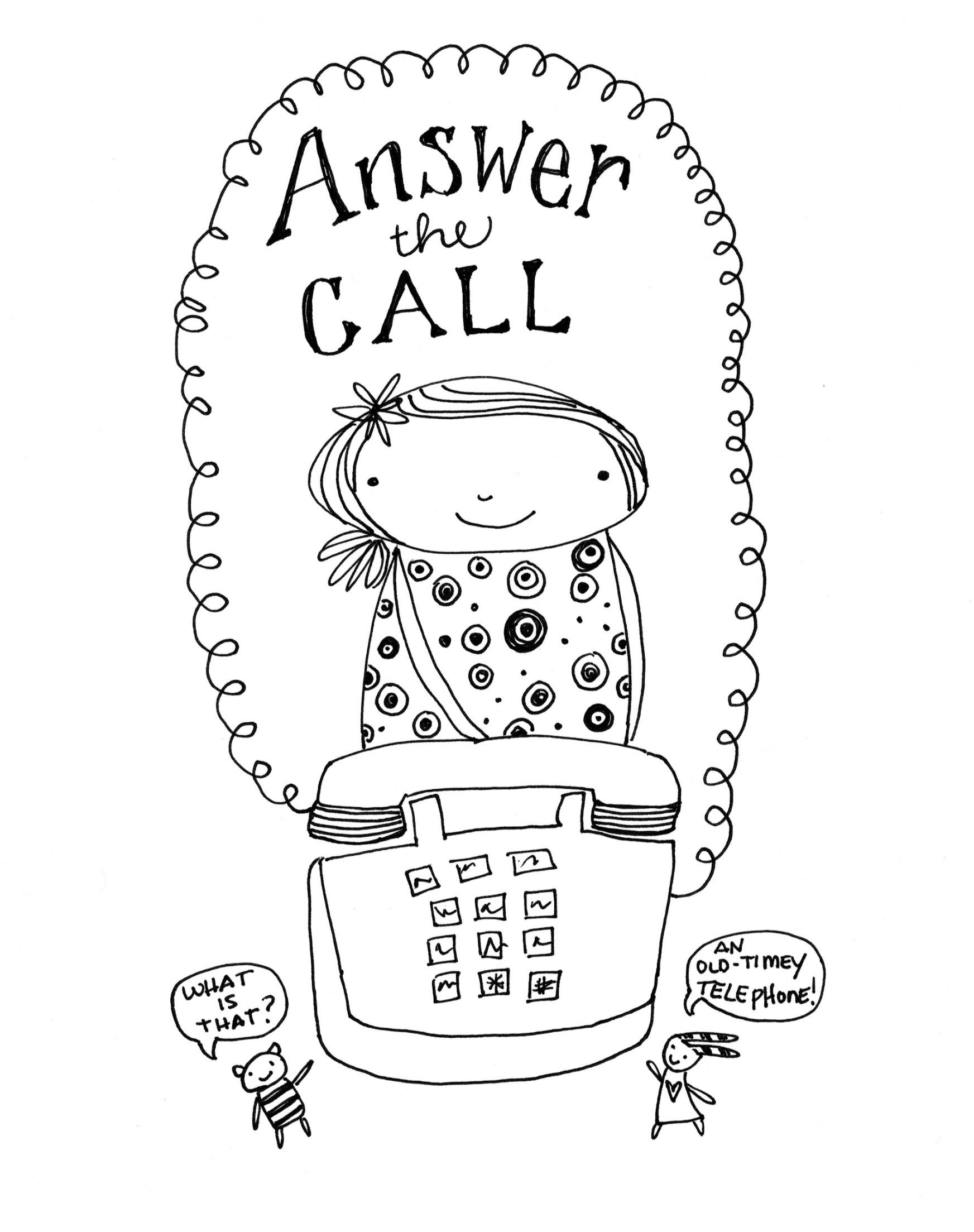 Private Encouragement Calls