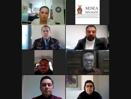 Reunión del Grupo de Trabajo de las RNV 2020- El Fuerte