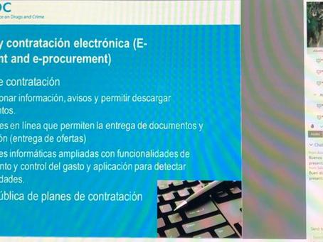 Capacitación en Mecanismo Nacional de Revisión entre Pares en México
