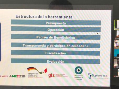 Reunión de Trabajo de la SESEA Sinaloa y CPC Sinaloa con la GESOC