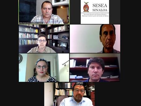 Conformación del grupo de Trabajo para atender las Recomendaciones No Vinculantes, ASE - Escuinapa
