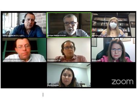 Segunda Sesión Extraordinaria de 2021 del Comité Coordinador del SEMAES