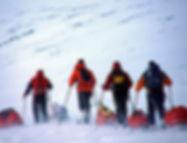 Viajes a Noruega Svalbard travesia pres
