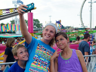 Moments At Our Great Indiana State Fair
