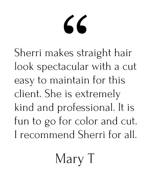 Mary T Testimonial
