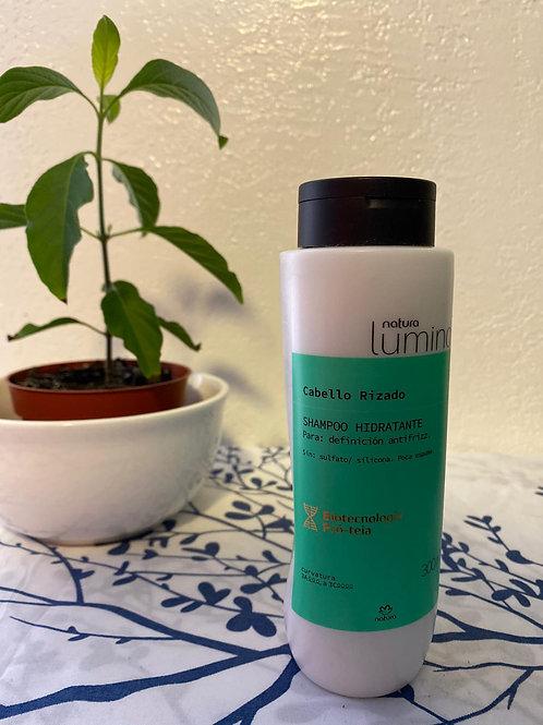 LUMCurly hair moisturizing shampoo