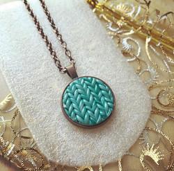 New polymer clay jewelry!