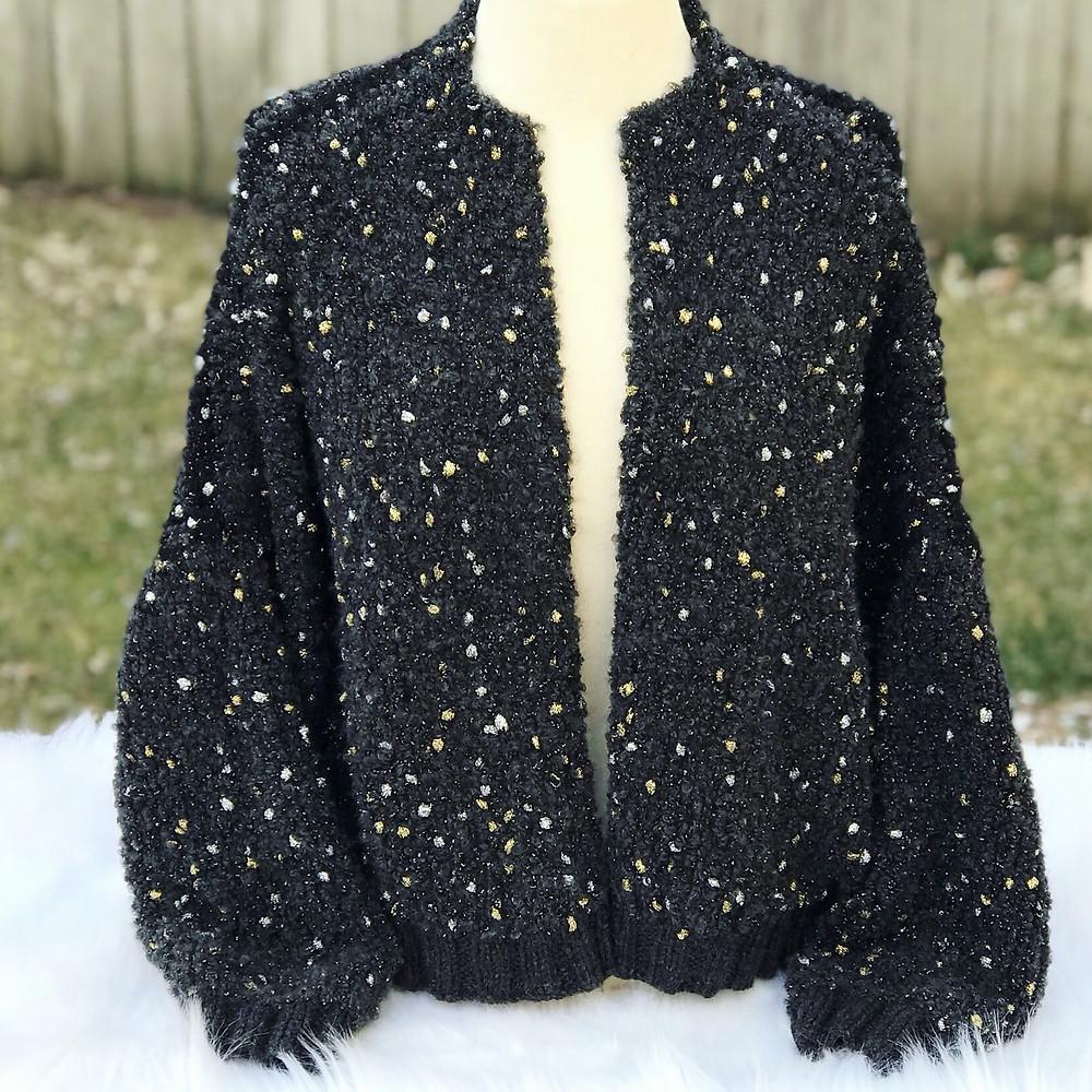 Custom Design Sweater Front View