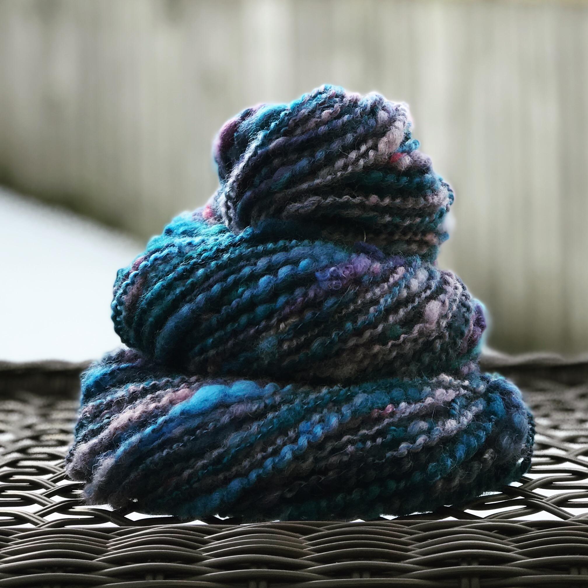 Handspun from Fleece to Yarn