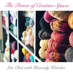 Wednesday's Live Craft and Chat!
