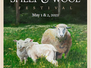 Join Me for Textiles and Tea & Maryland Sheep and Wool 2021