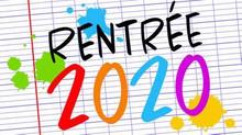 Rentrée 2020 à Queneau