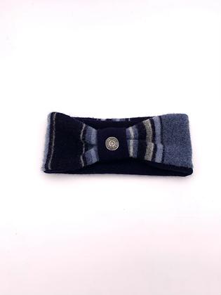 Blue Grey Stripes
